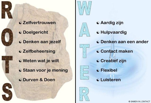 Rots Water.Cursus Rots En Water